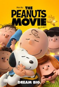 The Peanuts Movie @ Beaver Island Community Center | Beaver Island | Michigan | United States