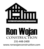 Ron Wojan Construction -- Quality built homes on Beaver Island since 1979