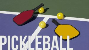 Pickleball @ Municipal Tennis Courts | Beaver Island | Michigan | United States
