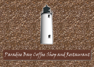 PB Coffee Shop Logo