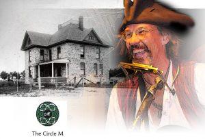 """Michael """"BEANS"""" Gardner @ Circle M   Beaver Island   Michigan   United States"""