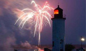 Fireworks @ Paradise Bay