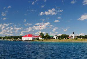 CMU Beaver Island Station Open House @ CMU Boathouse, Whiskey Point   Beaver Island   Michigan   United States