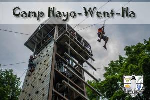 4th & 5th Grade Camping Trip @ Camp Hayo-Went-Ha