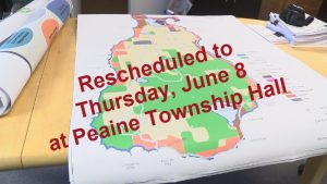 Public Hearing on on Resilient Beaver Island Master Plan: Peaine & St. James Township Planning Commissions