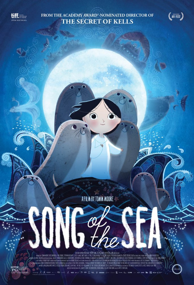 Song of the Sea PG Movie Poster