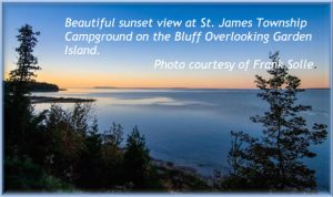 Volunteer Clean-up Event @ St. James Township Campground