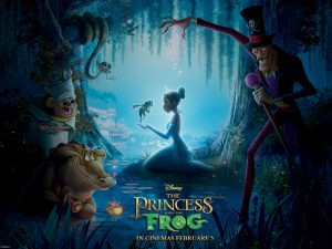 The Princess and The Frog @ Beaver Island Community Center | Beaver Island | Michigan | United States