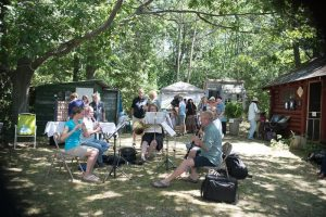 Baroque on Beaver: Pop-Up Performance - Meet the Artists @ Beaver Island Studio and Gallery