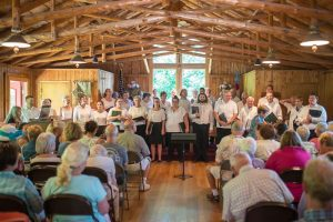 Baroque on Beaver: Lifting Our Voices - The Founders Concert @ Beaver Island Christian Church | Beaver Island | Michigan | United States