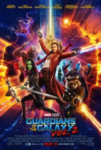 Guardians of the Galaxy, Vol. 2 @ Beaver Island Community Center | Beaver Island | Michigan | United States