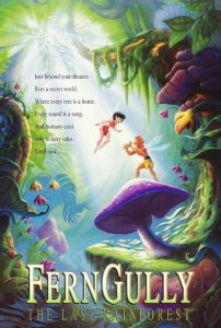 FernGully:  The Last Rainforest @ Beaver Island Community Center | Beaver Island | Michigan | United States