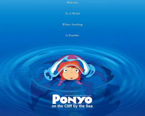 Ponyo-On the Cliff by the Sea @ Beaver Island Community Center | Beaver Island | Michigan | United States