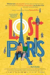 Lost in Paris (2016) @ Beaver Island Community Center | Beaver Island | Michigan | United States