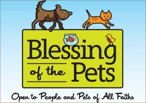 Blessing of the Pets @ Holy Cross Convent/Rectory Lawn | Beaver Island | Michigan | United States