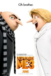 Despicable Me 3 @ Beaver Island Community Center | Beaver Island | Michigan | United States