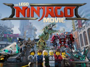 The Lego Ninjago Movie (2017) @ Beaver Island Community Center | Beaver Island | Michigan | United States