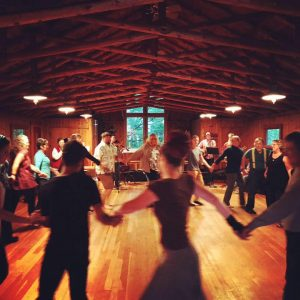 Be Happy Contra Dance Weekend @ Beaver Island Episcopal Mission | Beaver Island | Michigan | United States