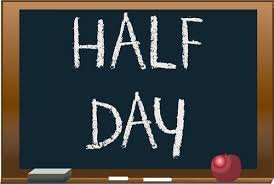 Half Day for Students