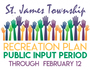 St. James DRAFT Recreation Plan Public Review Period