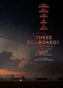 Three Billboards Outside Ebbing, Missouri @ Beaver Island Community Center | Beaver Island | Michigan | United States