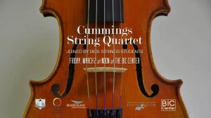 Cummings String Quartet @ Beaver Island Community Center