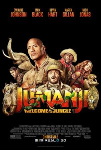 Jumanji-Welcome to the Jungle @ Beaver Island Community Center