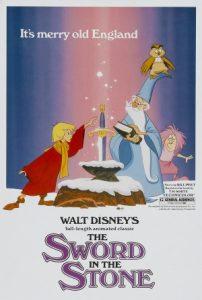 Sword in the Stone  (Disney-1963) @ Beaver Island Community Center