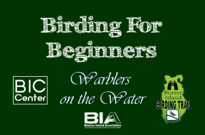 Birding For Beginners @ Beaver Island Community Center | Beaver Island | Michigan | United States