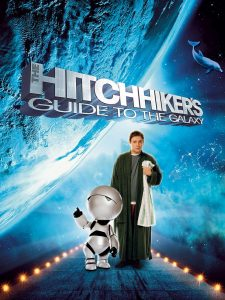 bIrobot Film Festival: The Hitchhiker's Guide to the Galaxy @ Beaver Island Community Center | Beaver Island | Michigan | United States