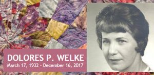 Funeral Mass for Dolores (Dory) Welke @ Holy Cross Catholic Church