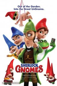 Sherlock Gnomes @ Beaver Island Community Center | Beaver Island | Michigan | United States