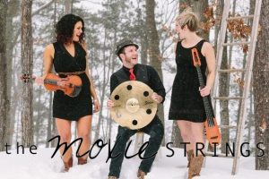 The Moxie Strings @ Beaver Island Community Center