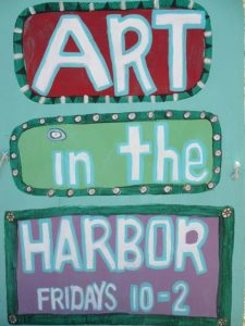 Art in the Harbor @ Beaver Island Community Center Sidewalk & Welcome Center