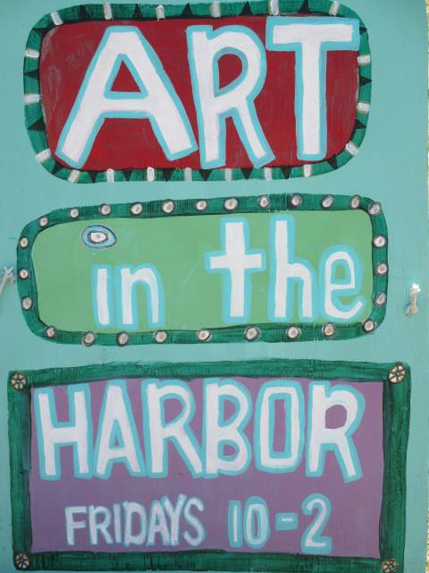 Art in the Harbor @ Beaver Island Community Center