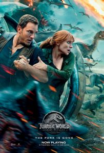 Jurassic World: Fallen Kingdom @ Beaver Island Community Center