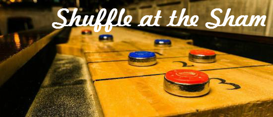 Ladies Shuffleboard @ Shamrock Bar & Restaurant