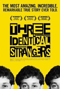 Three Identical Strangers @ Beaver Island Community Center