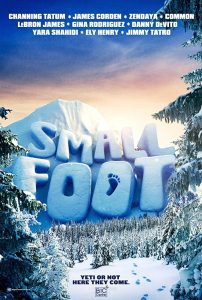 Smallfoot @ Beaver Island Community Center