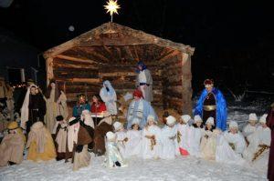 Christmas Eve Mass @ Holy Cross Catholic Church   Beaver Island   Michigan   United States