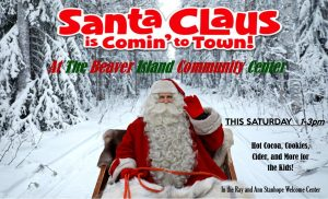 Santa Claus @ Beaver Island Community Center