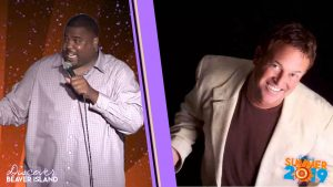 Standup Comedy: Ken Evans & Cam Rowe @ Beaver Island Community Center | Beaver Island | Michigan | United States