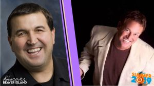 Standup Comedy: Ken Evans & Sal Delmilo @ Beaver Island Community Center | Beaver Island | Michigan | United States