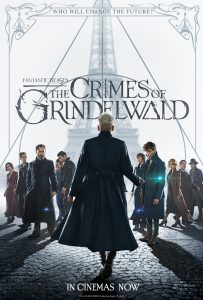 Fantastic Beasts: The Crimes of Grindelwald @ Beaver Island Community Center | Beaver Island | Michigan | United States