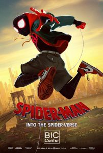 Spider-Man: Into the Spider-Verse @ Beaver Island Community Center