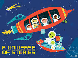 Universe of Stories Kick off Party @ Beaver Island District Library |  |  |