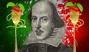 Shakespeare Spaghetti Dinner Fundraiser @ Beaver Island Community School