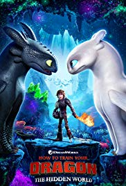 How To Train Your Dragon:  Hidden World @ Beaver Island Community Center