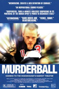 Murder Ball @ Beaver Island Community Center