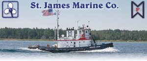 St. James Marine Co. Barge Trip @ Ironton to Beaver Island